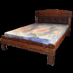 Кровать Барин2 с мягкой спинкой