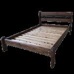 Кровать Русич1 с мягкой спинкой