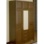Шкаф Распашной 3х створчатый с зеркалом