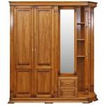 Шкаф Верди  угловой с зеркалом